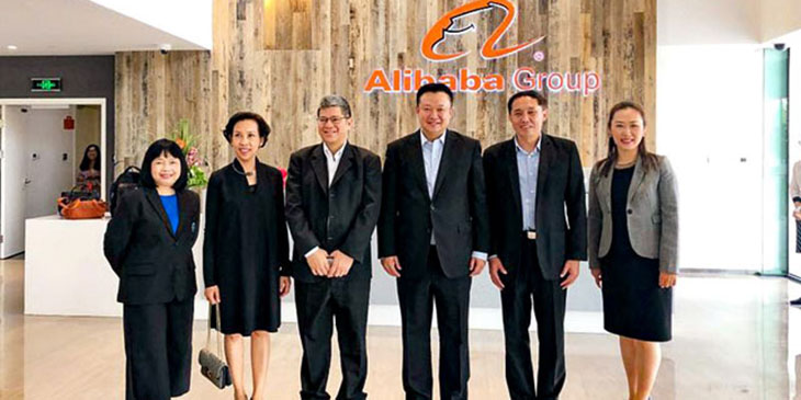 Fliggy team up to improve Chinese tourists' travel experience in Thailand