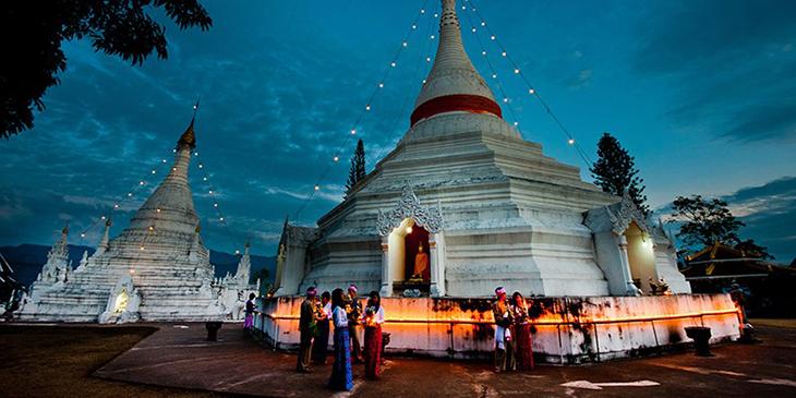Phrathat Doi Kong Mu Temple