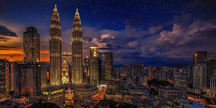 Kuala Lumpur Malezja