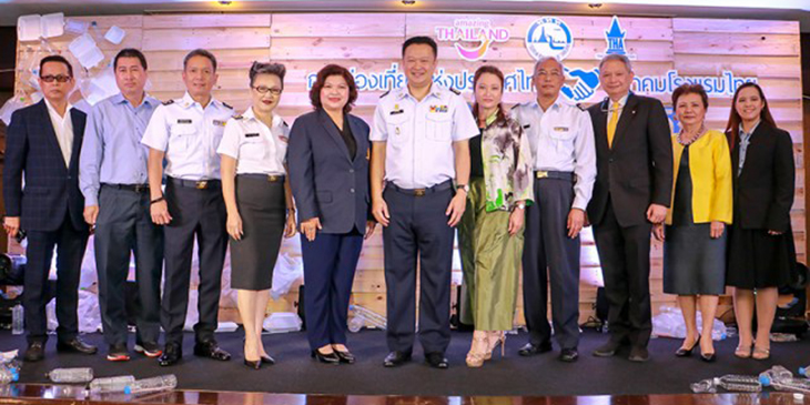 The Thai Hotels Association (THA) is joining the Tourism Authority of Thailand (TAT) in its ongoing effort aimed at reducing the use of plastic.